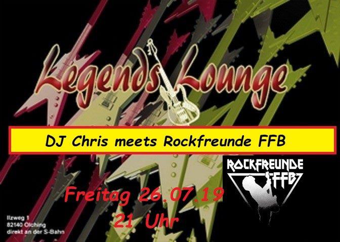 Dj Chris meets Rockfreunde FFB