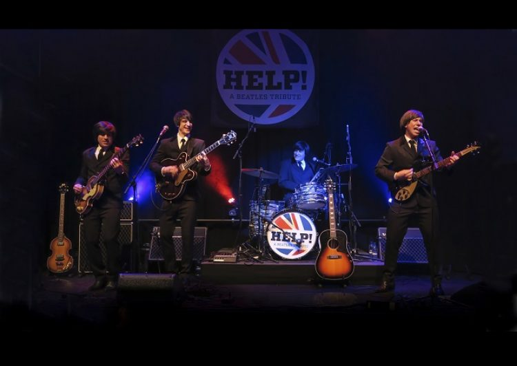 Help! A Beatles Tribute • Live