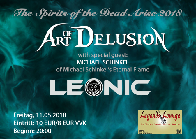 Art of Delusion & Leonic