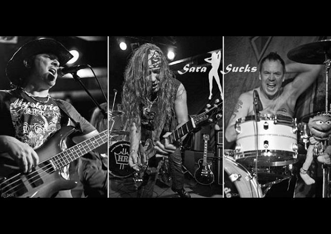 Sara Sucks • Special Guest Van Dalen