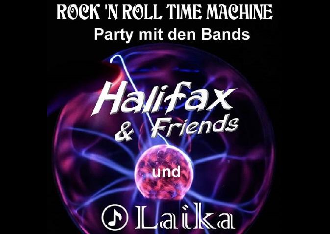Halifax & Friends + Laika