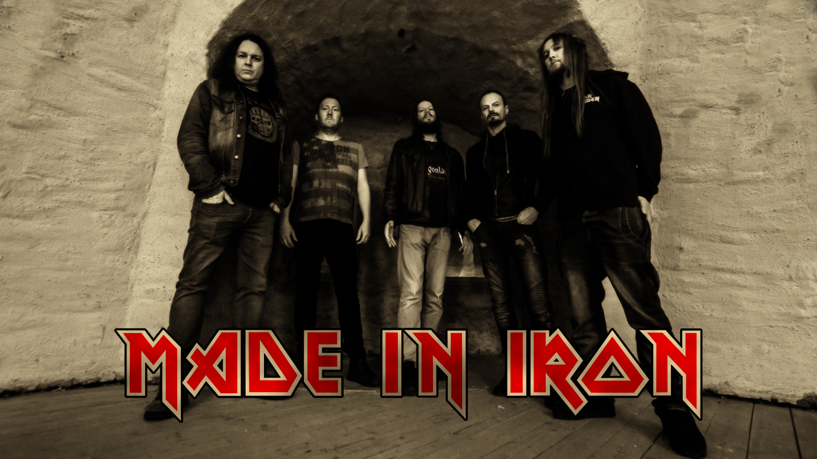 Made In Iron - The Tribute To The Beast