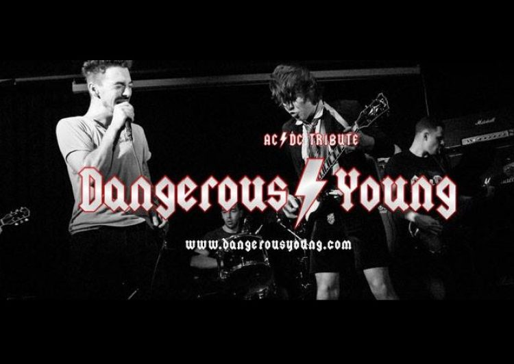 Dangerous/Young • Live