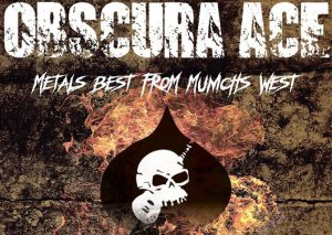 Obscura Ace - Just Metal At The Lounge