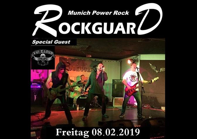 Rockguard / Vui Z' Loud
