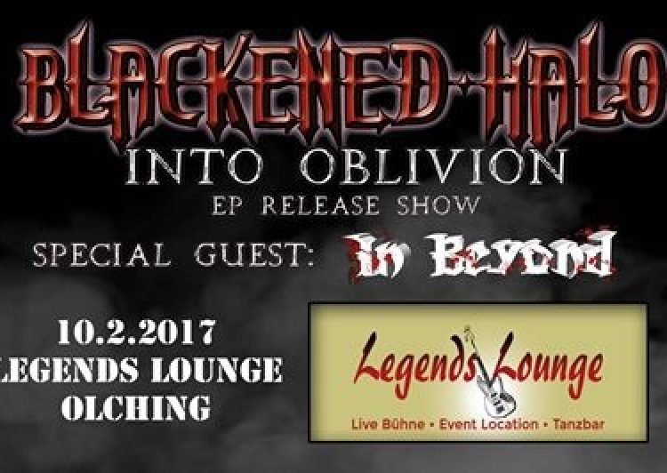 Blackened Halo + Support live