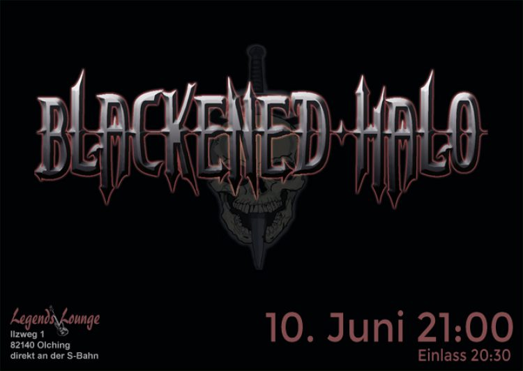 Blackened Halo • Live