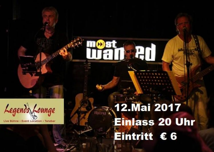 Most Wanted • Live