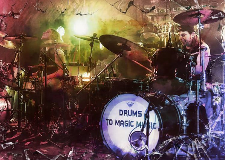 Drums To Magic Music • Live