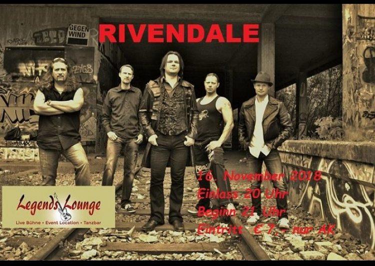 Rivendale • Live