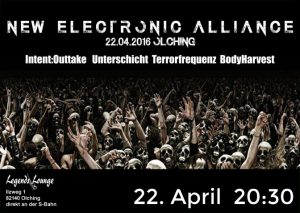 New Electronic Alliance Tour