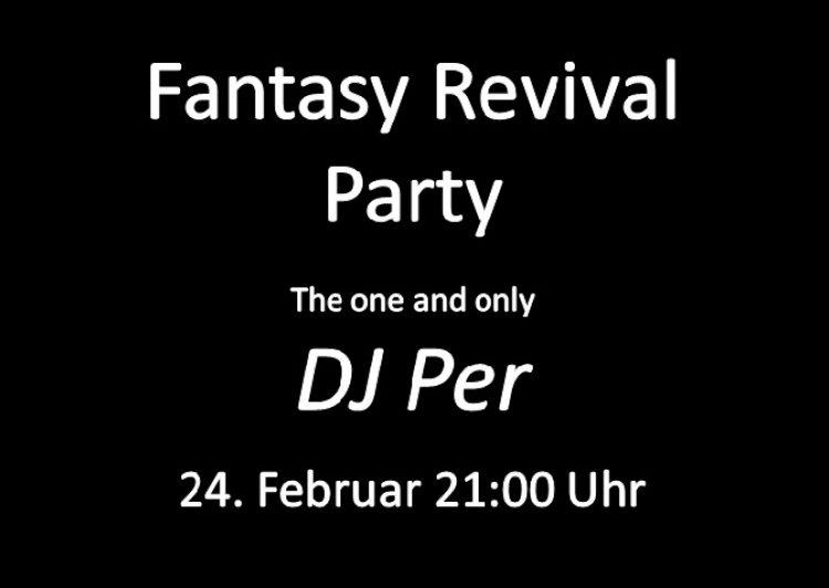 Fantasy Revival Party