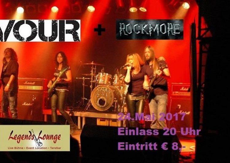 Vour + Rockmore • Live