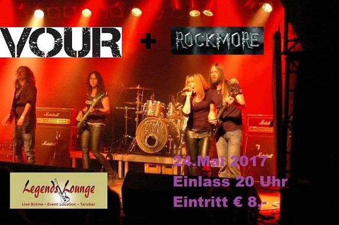 Vour + Rockmore