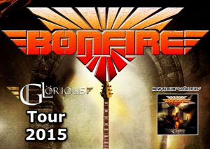 Bonfire - Glorious Tour