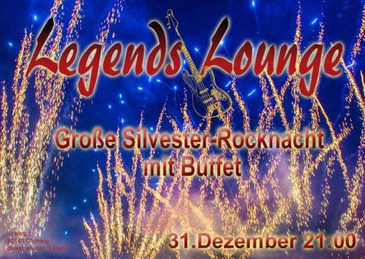 Große Silvester Rocknacht