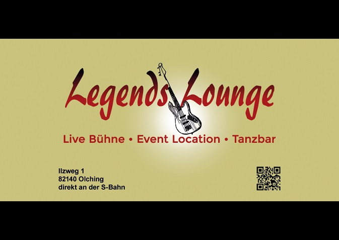 3. Legends Lounge Metal Nacht